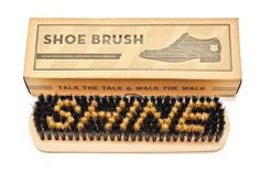 Eight Hour Day » Blog #shine #products #shoe #brush