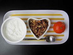xo breakfast #cereal #yogurt #greek #food