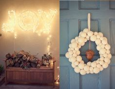 Design*Sponge » Blog Archive » bash, please: a folksy-mod holiday #interior #design #holiday #decoration