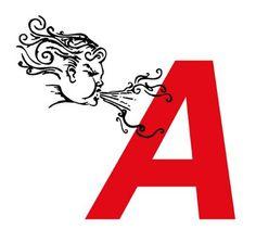 javier jaén #wind #italic #spain #javier #illustration #barcelona #jan #blow #humor #typography