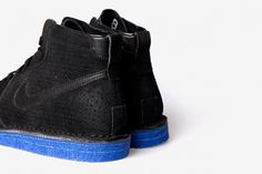 Nike Sportswear Air Royal Mid SO | Hypebeast #design #sneakers #fashion #suede #colour #trainers
