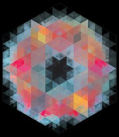 andy gilmore #grid #geometry #crowquills #cubes