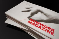 NEWWORK MAGAZINE, Issue 4 on Behance #print #design #newspaper #layout #editorial #magazine #typography