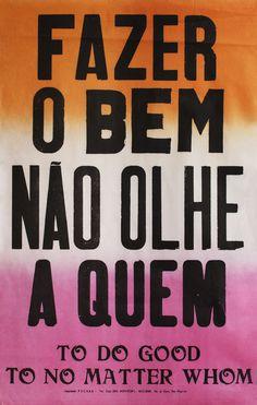 • Tema IV — Viajo Porque Necesito Vuelvo Porque Te Amo Y Otras... - Miracles & Art Direction #philosophy #brazilian #direction #wisdom #art #poster #typography