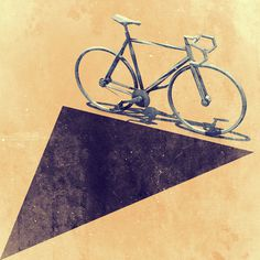Drop #polygon #fixie #3d #bike
