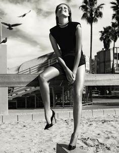 Glen Luchford for Vogue Paris