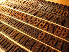 All sizes   The a Mano / Dean wood type collection   Flickr - Photo Sharing!