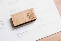 http://foreignpolicydesign.com/ #creative #branding #business #card #design #wood #art #logo #typography