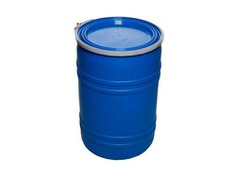 30 Gallon Open Head Plastic Drum