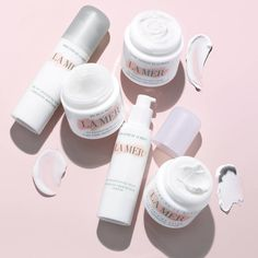 Every woman's skincare needs are different. La Mer moisture collection now features 5 unique textures choose the one that's right for yo #la #photography #mer #skincare