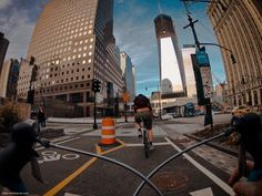 New York through the eyes of a Road Bicycle » Creative Photography Blog #photography