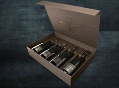 Faotto-Bottignolo packaging on the Behance Network #group #packaging #design #wine #faotto #bottignolo #hangar