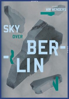 All sizes | Sky over Berlin | Flickr - Photo Sharing! #movie #design #graphic #poster