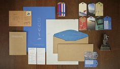 Foreign Policy Design Group #wanderlust #print #letter #envelope #stationery