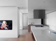 KT Apartment by Marty Chou Architects