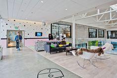 Airbnb's San Francisco Headquarters