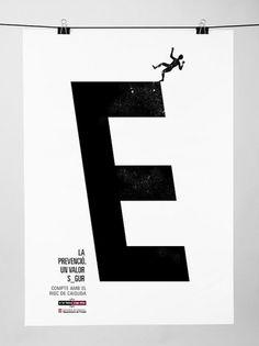 Segur #print #design #illustrator #black #poster