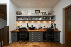 Sycamore Rd home office