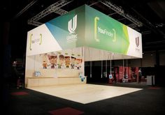 Best Awards - Designworks Auckland. / Unitec Coke Careers Expo 2012 #exhibition