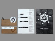Voyages (band) on the Behance Network #identity #branding