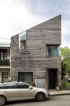Stirling House by Mac-Interactive Architects