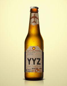 Around The World Beer Flight - YYZ