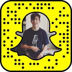 Hayes Grier Snapchat Code