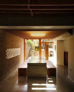 house 1 and house 2 by taka 11.jpg #courtyards #interiors #light