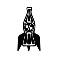 Bottle Rocket 1 #logo #wink