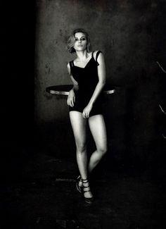 Peter Lindbergh for Vogue China April 2011 : Scarlett Johansson - COLT + RANE