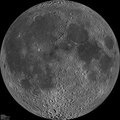 The extraordinary face of the Moon | Bad Astronomy | Discover Magazine #space #moon