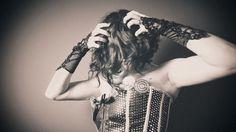 CABARET / EMILIE / 2012.03 - Souenellen #lingerie #cabaret #girl #panty #naked
