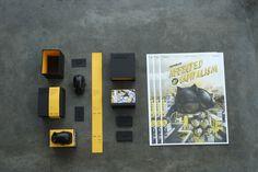 Nimbus x FullFill on Behance #toys #branding #packaging #lifestyle #design #designertoys #illustration #poster