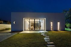 House Among Olive Grove by Henkin-Shavit Studio 13