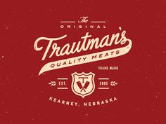 Trautman's Quality Meats #meat