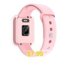 Original #replacement #strap #for #Q9 #p68 #plus #P70 #P68 #P80 #smart #watch #Silica #gel #Milanese #Strap