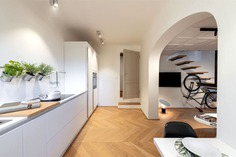 Flat Eleven: Comfort and Functionality in 50 sq.m. - InteriorZine