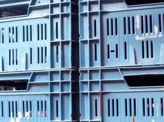 Boxes, Munich #plastic #color #box