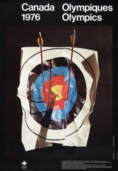 Olympics Montréal 1976 #1976 #design #graphic #montral #olympics