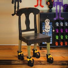 Wicked Witch Chair Leg Covers #gadget