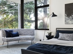DeForest Architects, bedroom