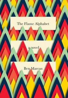 The Flame Alphabet #cover #book