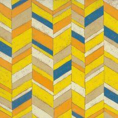 il_fullxfull.203513778.jpg 576×576 pixels #blue #print #yellow #chevron
