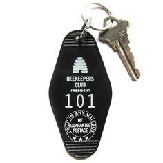 branding, hospitality, keychain