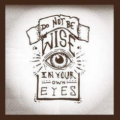 Dribbble - DontBeWise.jpg by Dustin Addair #addair #wise #eyes #dustin #sketch