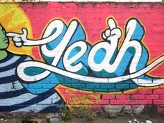 Yeah Series™ on the Behance Network #lettering