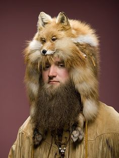 FFFFOUND! | Le championnat international de Barbe et Moustache #style