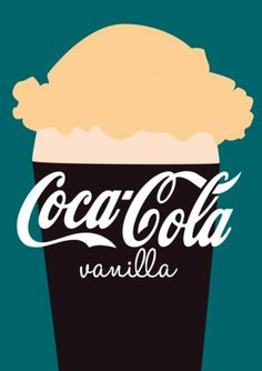 http://larajane1.tumblr.com/post/2939708964/my-vanilla-final #lara #van #coca #jane #illustration #antwerpen #cola