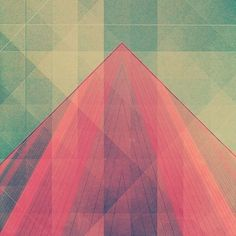 ISO50 Blog – The Blog of Scott Hansen (Tycho / ISO50) » The blog of Scott Hansen (aka ISO50 / Tycho) #abstract #squares #triangles #graphics