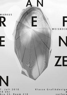 Markus Mrugalla #design #graphic #poster #typography